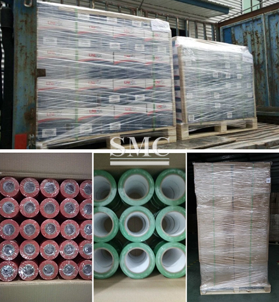 smc electric insulation tape packing